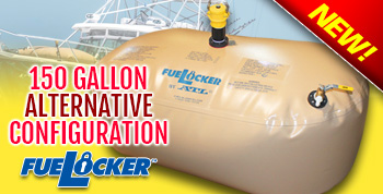 Marine Gas/Diesel/JP-8 Fuel Bladder Tanks and FueLockers for