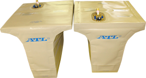 ATL Marine Fuel Bladder Tanks - Fuel Bladder Tank Set