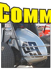 Sprintcar and midget fuel cells