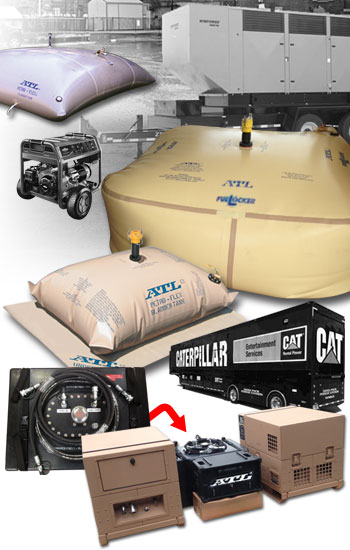 ATL Flexible Fuel Storage Solutions!