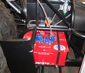 ATL Racing Fuel Cells - 12 Gallon ATL Sports Cell Installation