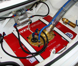 ATL Racing Fuel Cells - 15 Gallon ATL Sports Cell Installation