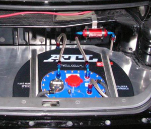 "ATL Racing Fuel Cells - ATL ""Well-Cell"" Installation"