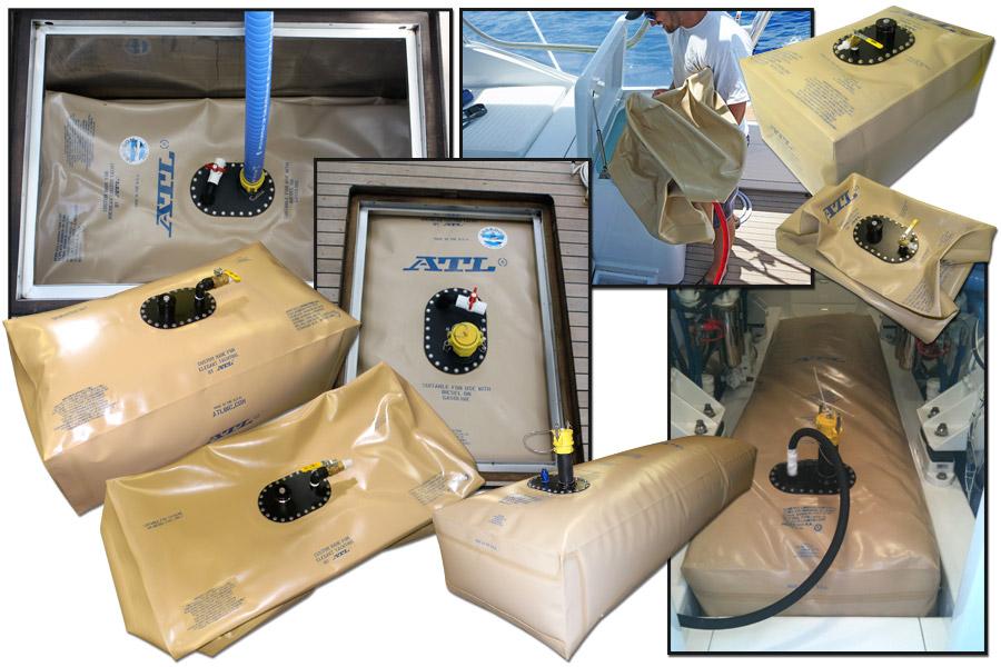 Custom ATL Fuel Bladders