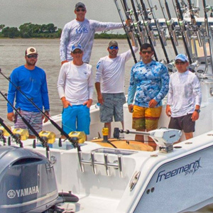 Professional Sportfish Teams Rely on ATL Fuel Bladders!