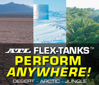 ATL Flex-Tanks Perform any environment!
