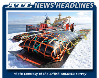 Photo Courtesy of the British Antarctic Survey