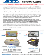 Click Here to Download the FIA Labeling Bulletin!