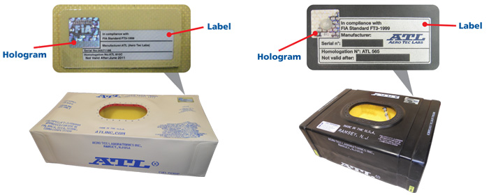 New FIA Labeling and Hologram Requirements