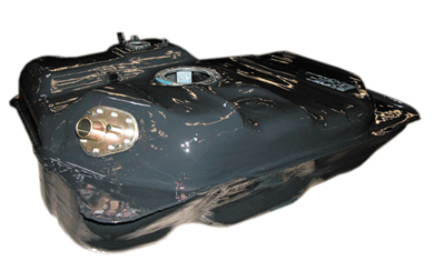 SECURITY, LAW ENFORCEMENT AND MILITARY VEHICLES USE ATL's BALLISTICOAT™ FUEL TANKS